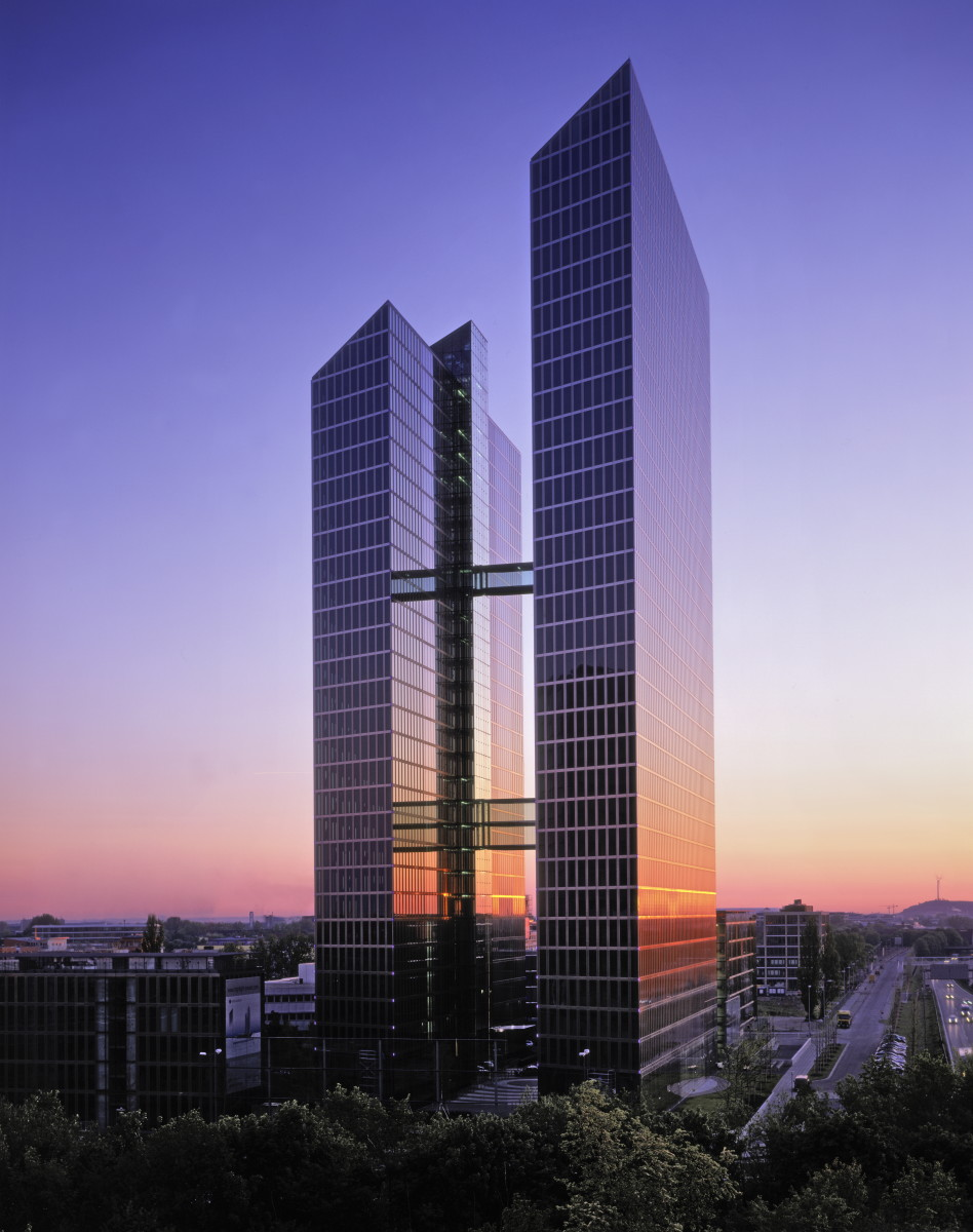Strabag AG München - Highlight Business Towers