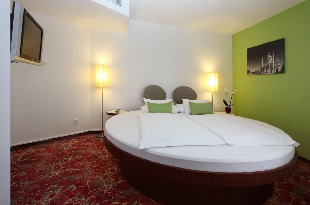 Hoteleinrichtung Referenz | Ausstattung Suite Arcotel Kaiserwasser 4* Superior Hotel