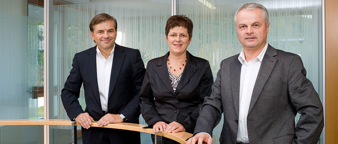 Hochgerner Team Geschäftsführung
