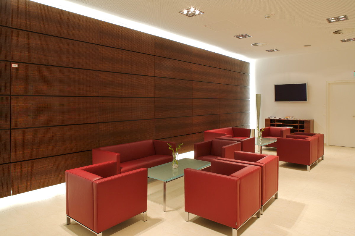 Objekteinrichtung Referenz | Passagier Lounge VIE- Flughafen Wien VIP/ GAC
