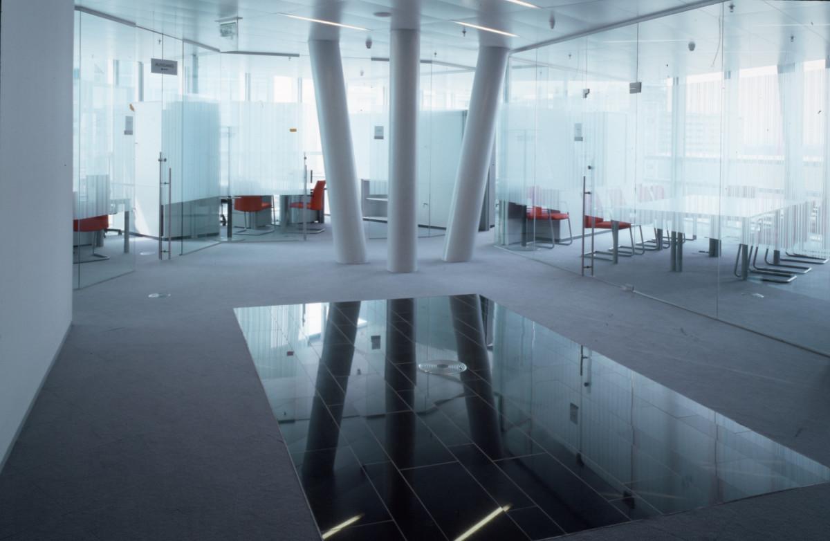 Objekteinrichtung Referenz | Glastrennwände Strabag Europa-Konzernzentrale