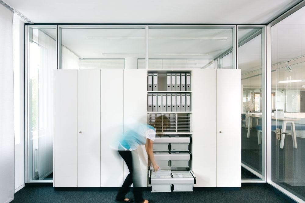 fecoschrank - Der organisierte Büroschrank.