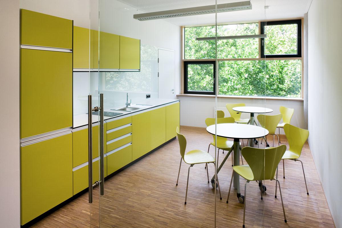 Objekteinrichtung Referenz | Objektküche Fachhochschule St.Pölten