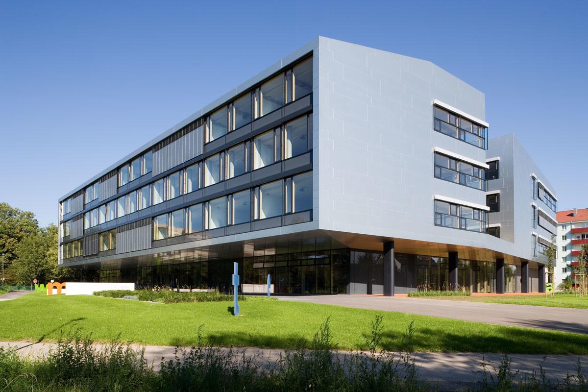 Objekteinrichtung Referenz | Aussenansicht Fachhochschule St.Pölten