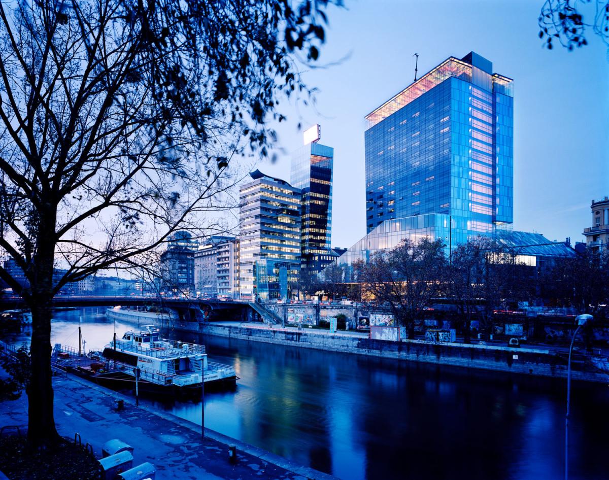 Hoteleinrichtung Referenz | Aussenansicht Sofitel Vienna Stephansdom
