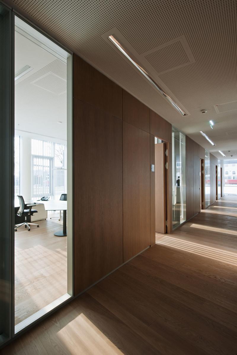 Trennwandsysteme Referenz | Büro Trennwände UZE Bestattung und Friedhöfe Wien