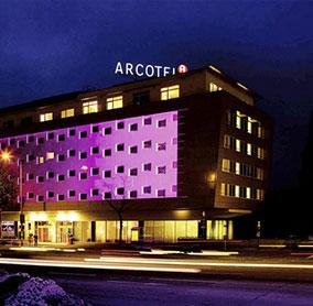Arcotel Kaiserwasser ****  Superior Hotel, Vienna