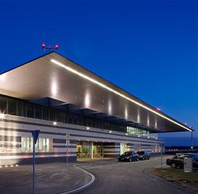 Airport Vienna, VIP-Area/GAC