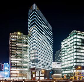 Raiffeisen Headquarter RHW.2, Vienna