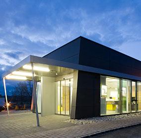 Raiffeisenbank Krems, Branch: Rohrendorf, Lower Austria