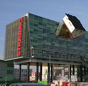 Strabag Bratislava spol s.r.o Headquarter, Slovakia