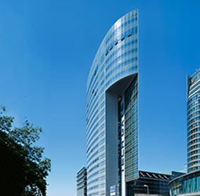 Techgate Tower Vienna