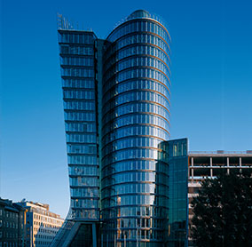 Uniqua Tower, Vienna