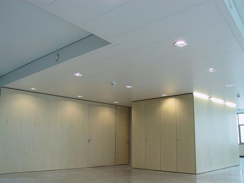 Trennwandsysteme Referenz | Wandverkleidung K47 Franz Josefs Kai