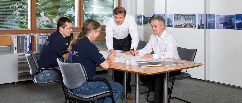 Hochgerner Projektteam