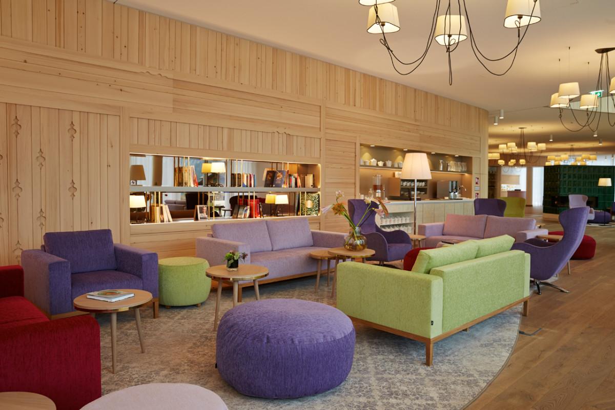 Hoteleinrichtung Referenz | VivaMayr Resort Altaussee Barbereich