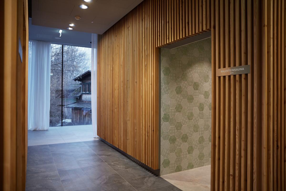 Hoteleinrichtung Referenz | VivaMayr Resort Altaussee Sauna