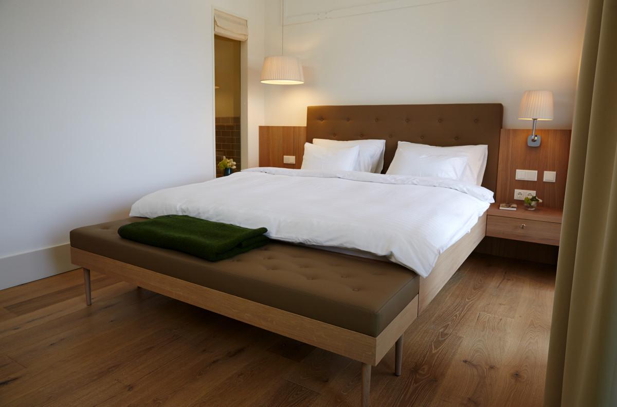 Hoteleinrichtung Referenz | VivaMayr Ressort Altaussee Hotelzimmer